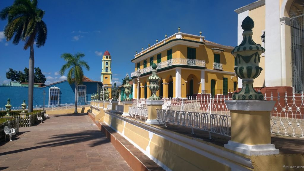 Plaza Mayor Trinidad