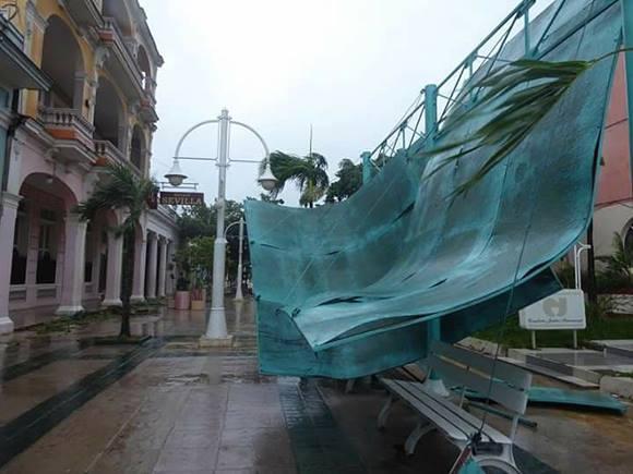 Hurrikan Irma, Ciego de Avilia, Kuba