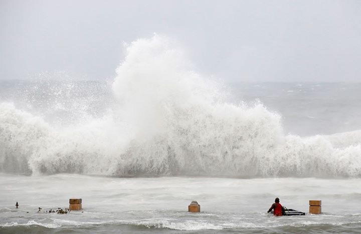 Hurrikan Irma, Havanna, Kuba, Foto: Calixto N. Llanes