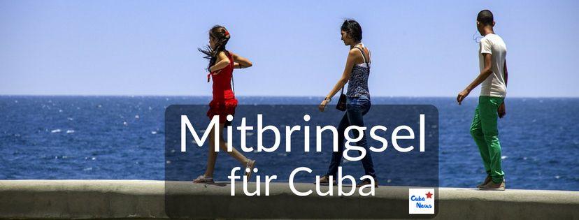 Geschenke Kuba