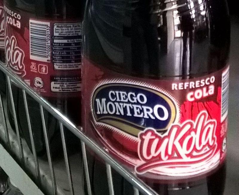 Coca Cola Rezept