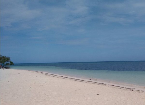 Bild vom Strand des Cayo Jutías, nahe Vinales