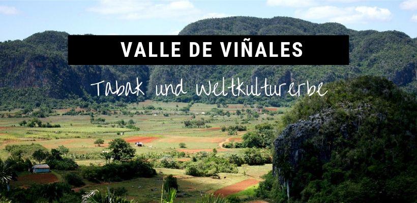 Cover-Bild: Artikel über das Valle de Vinales
