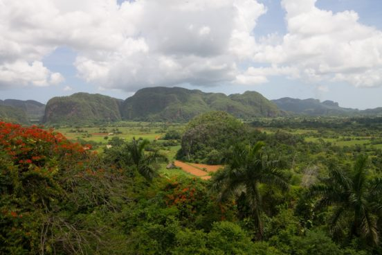 Foto of the Valle de Vinales