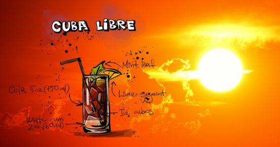 So mixt ihr euren Cuba Libre - und erfahrt etwas über seine Geschichte!