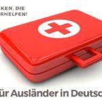 """8 Infografiken zum Thema """"Was man in Deutschland wissen muss"""" von DRK und BMI"""