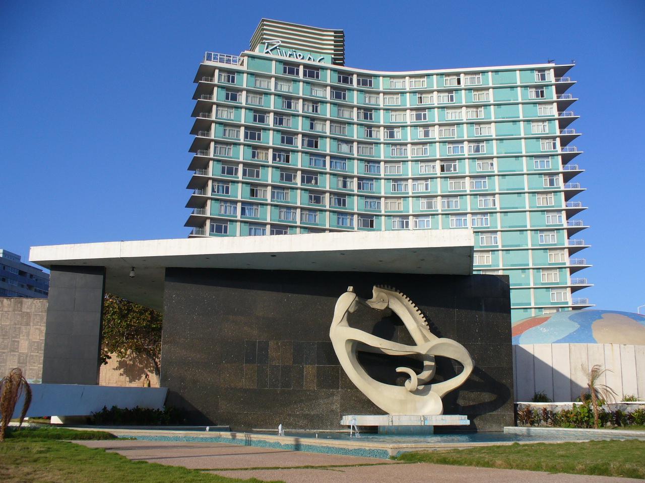 Foto vom Hotel Rivera, Meyer Lanskys Hotel
