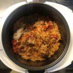 Arroz con Pollo – Reis mit Huhn – einfach und lecker